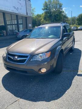 2009 Subaru Outback for sale at Jack Bahnan in Leicester MA