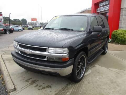 2004 Chevrolet Tahoe for sale at Premium Auto Collection in Chesapeake VA