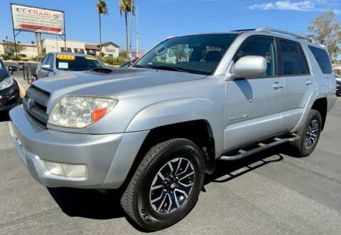 2005 Toyota 4Runner for sale at Charlie Cheap Car in Las Vegas NV