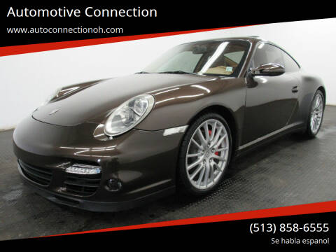 2008 Porsche 911 for sale at Automotive Connection in Fairfield OH