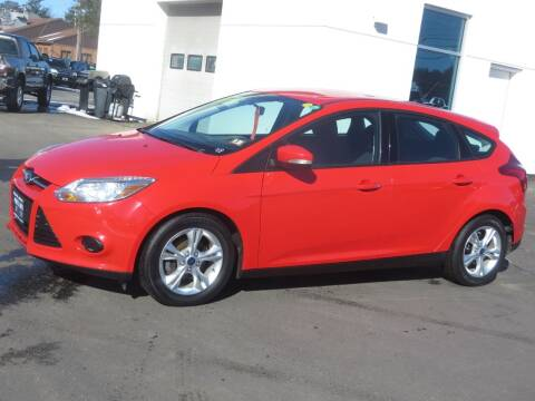 2014 Ford Focus for sale at Price Auto Sales 2 in Concord NH