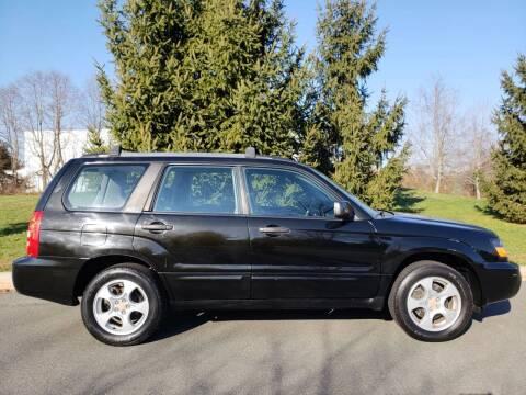 2004 Subaru Forester for sale at Joe Scurti Sales in Lambertville NJ
