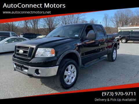 2008 Ford F-150 for sale at AutoConnect Motors in Kenvil NJ