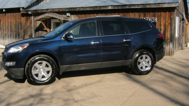 2011 Chevrolet Traverse for sale at Spear Auto Sales in Wadena MN