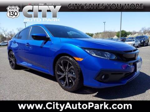 2019 Honda Civic for sale at City Auto Park in Burlington NJ