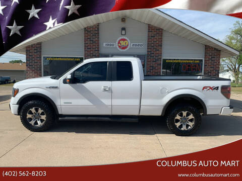 2012 Ford F-150 for sale at Columbus Auto Mart in Columbus NE