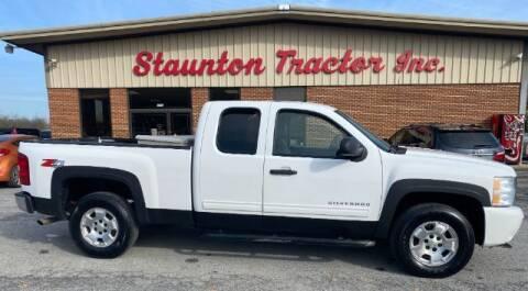 2011 Chevrolet Silverado 1500 for sale at STAUNTON TRACTOR INC in Staunton VA