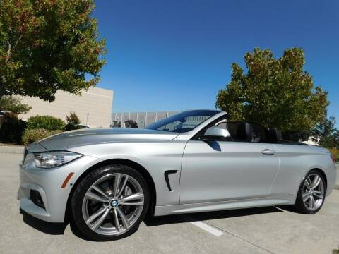 2015 BMW 4 Series for sale at Conti Auto Sales Inc in Burlingame CA