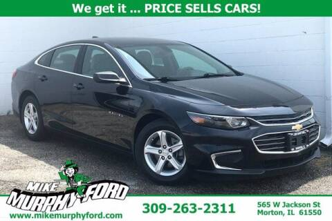 2018 Chevrolet Malibu for sale at Mike Murphy Ford in Morton IL