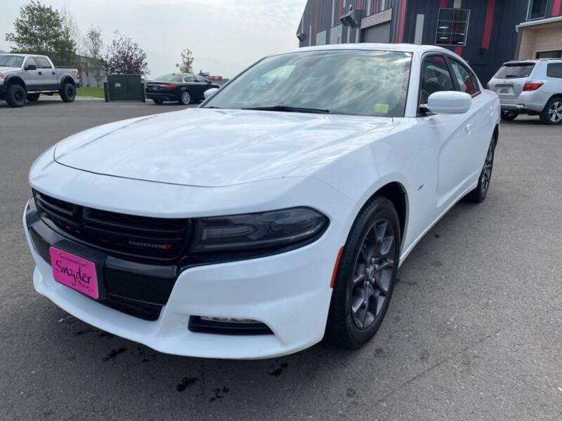 2018 Dodge Charger for sale at Snyder Motors Inc in Bozeman MT