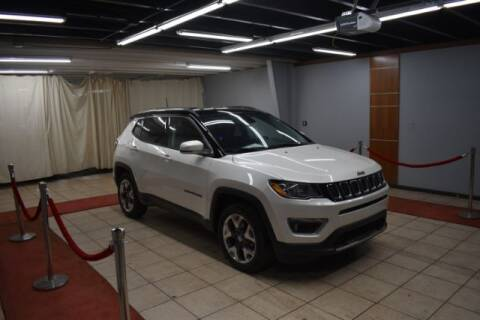 2018 Jeep Compass for sale at Adams Auto Group Inc. in Charlotte NC