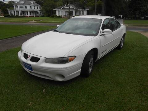 2002 Pontiac Grand Prix for sale at Cooper's Wholesale Cars in West Point MS