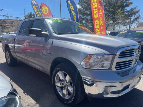 2019 RAM Ram Pickup 1500 Classic for sale at Duke City Auto LLC in Gallup NM