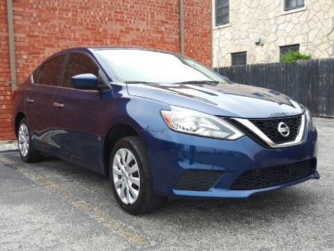 2017 Nissan Sentra for sale at Kelley Autoplex in San Antonio TX