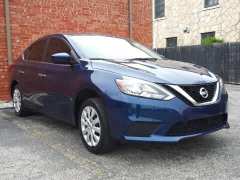 2017 Nissan Sentra for sale at Kelley Autoplex in San Antonio TX