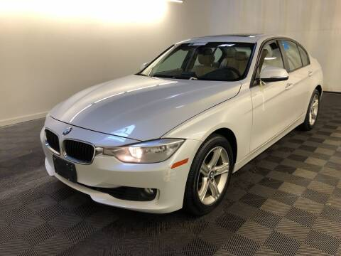 2014 BMW 3 Series for sale at MELILLO MOTORS INC in North Haven CT