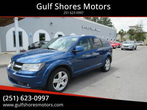 2009 Dodge Journey for sale at Gulf Shores Motors in Gulf Shores AL