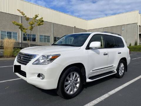 2010 Lexus LX 570 for sale at Washington Auto Loan House in Seattle WA