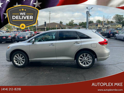 2011 Toyota Venza for sale at Autoplex MKE in Milwaukee WI