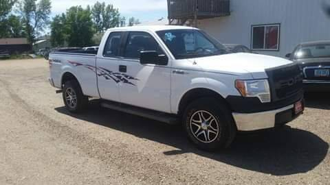 2012 Ford F-150 for sale at Ron Lowman Motors Minot in Minot ND
