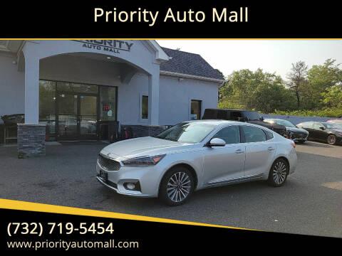 2017 Kia Cadenza for sale at Priority Auto Mall in Lakewood NJ