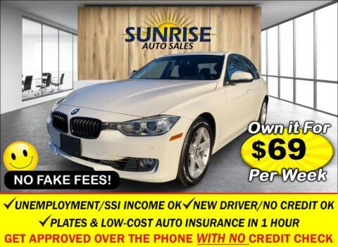 2014 BMW 3 Series for sale at AUTOFYND in Elmont NY