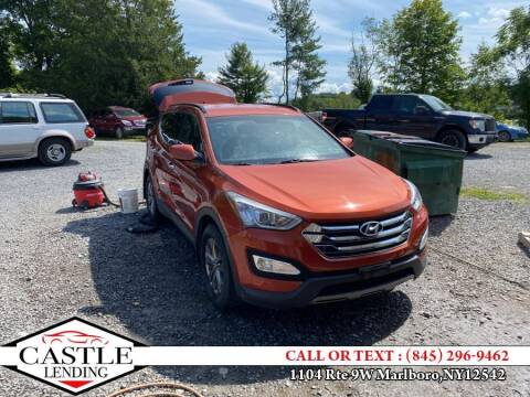 2014 Hyundai Santa Fe Sport for sale at Classified Pre-owned Cars of Marlboro in Marlboro NY