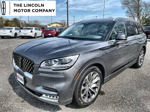 2021 Lincoln Aviator for sale at Kindle Auto Plaza in Middle Township NJ