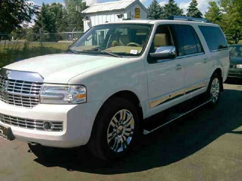 2008 Lincoln Navigator L for sale at Steve's Auto Sales in Madison WI