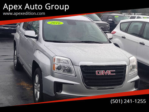 2016 GMC Terrain for sale at Apex Auto Group in Cabot AR