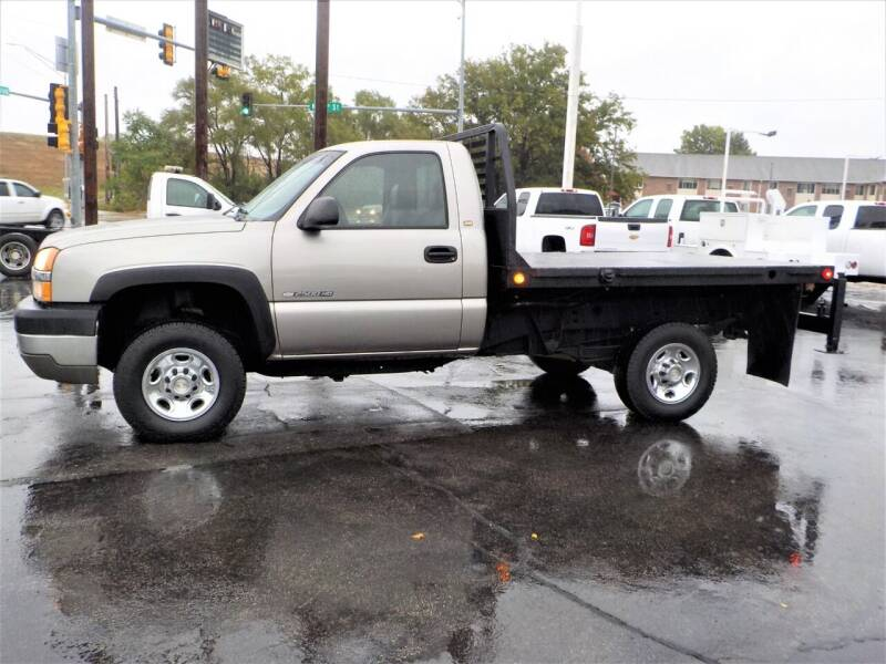 2003 Chevrolet Silverado 2500HD for sale at Steffes Motors in Council Bluffs IA
