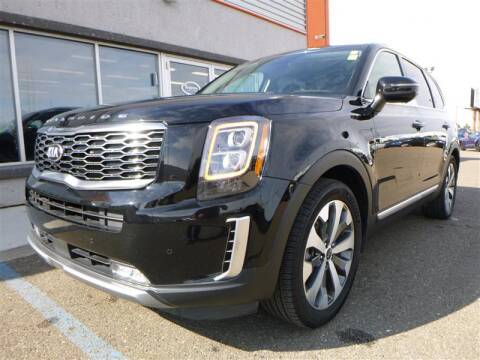 2020 Kia Telluride for sale at Torgerson Auto Center in Bismarck ND