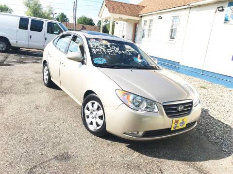 2008 Hyundai Elantra for sale at New Wave Auto of Vineland in Vineland NJ