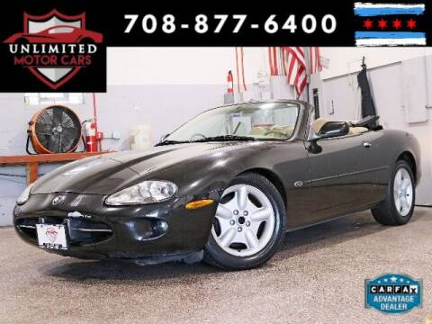 1997 Jaguar XK-Series for sale at Unlimited Motor Cars in Bridgeview IL