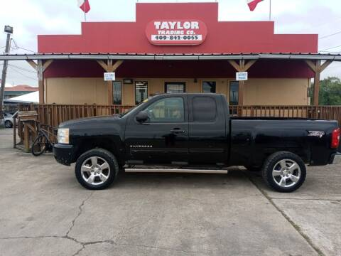 2011 Chevrolet Silverado 1500 for sale at Taylor Trading Co in Beaumont TX