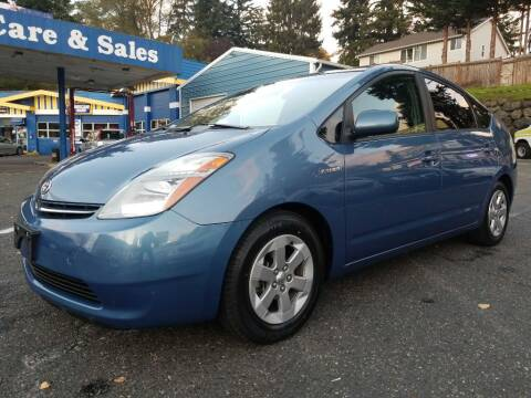 2008 Toyota Prius for sale at Shoreline Family Auto Care And Sales in Shoreline WA