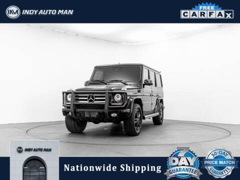 2015 Mercedes-Benz G-Class for sale at INDY AUTO MAN in Indianapolis IN