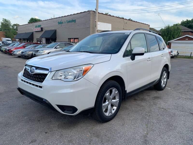 2014 Subaru Forester for sale at IMPORT Motors in Saint Louis MO