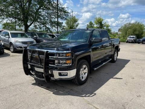2015 Chevrolet Silverado 1500 for sale at Dean's Auto Sales in Flint MI
