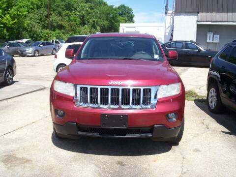 2012 Jeep Grand Cherokee for sale at Louisiana Imports in Baton Rouge LA