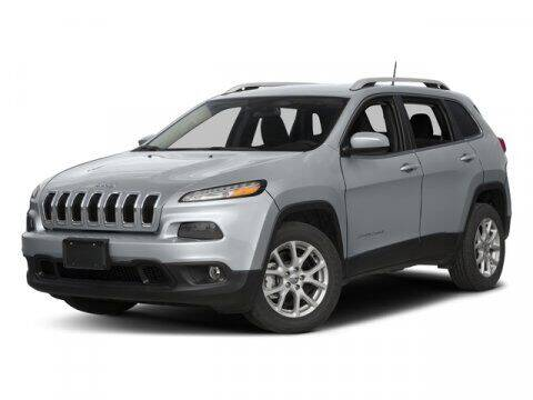 2017 Jeep Cherokee for sale at Street Smart Auto Brokers in Colorado Springs CO