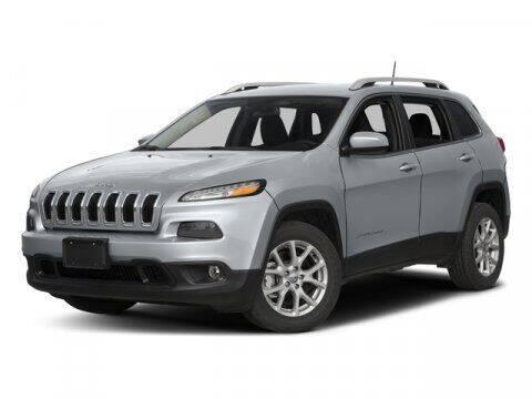 2017 Jeep Cherokee for sale at City Auto Park in Burlington NJ