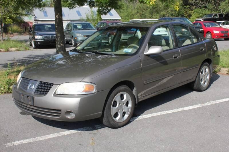 2004 Nissan Sentra for sale at Auto Bahn Motors in Winchester VA