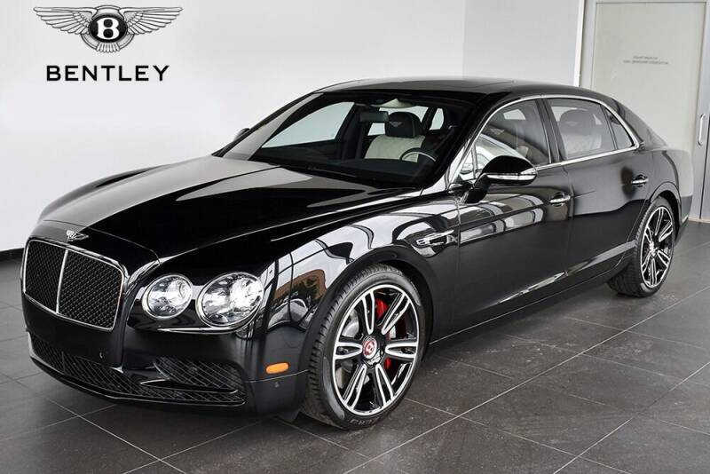 2018 Bentley Flying Spur for sale in Jericho, NY