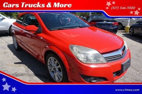 2008 Saturn Astra for sale at Cars Trucks & More in Howell MI