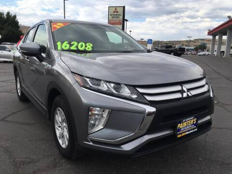2019 Mitsubishi Eclipse Cross for sale at Painter's Mitsubishi in Saint George UT
