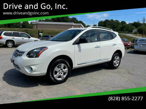 2015 Nissan Rogue Select for sale at Drive and Go, Inc. in Hickory NC