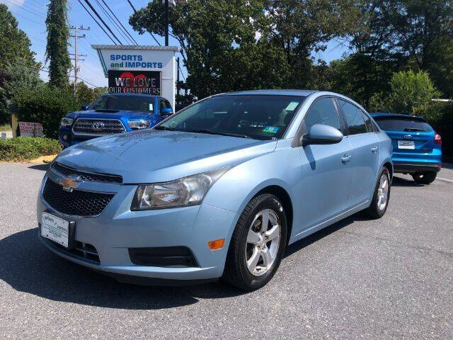2011 Chevrolet Cruze for sale at Sports & Imports in Pasadena MD