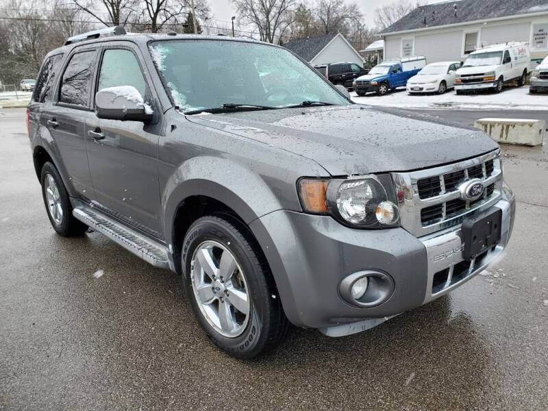 2010 Ford Escape for sale at Affordable Auto Sales in Toledo OH