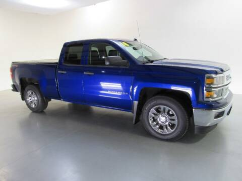 2014 Chevrolet Silverado 1500 for sale at Salinausedcars.com in Salina KS